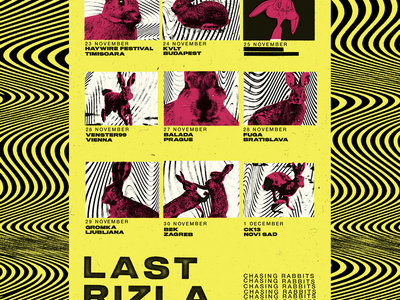 Chasing Rabbits Tour Poster main photo