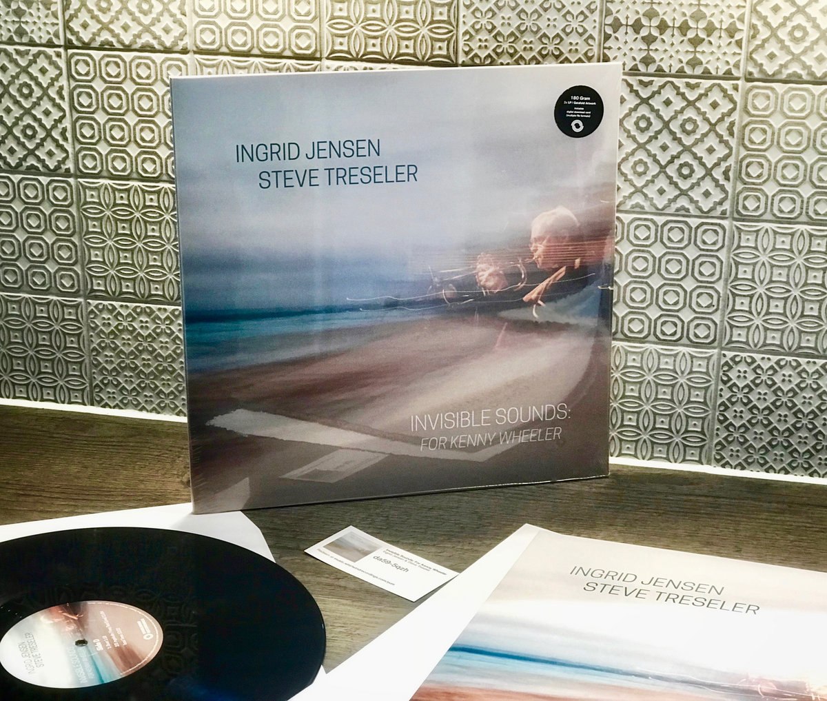 Invisible Sounds: For Kenny Wheeler | Ingrid Jensen & Steve Treseler