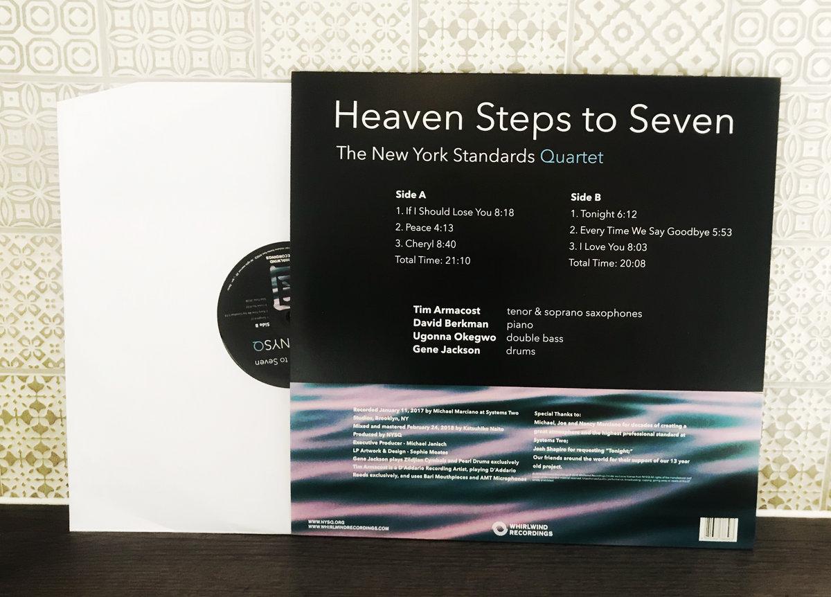 Heaven Steps to Seven | NYSQ