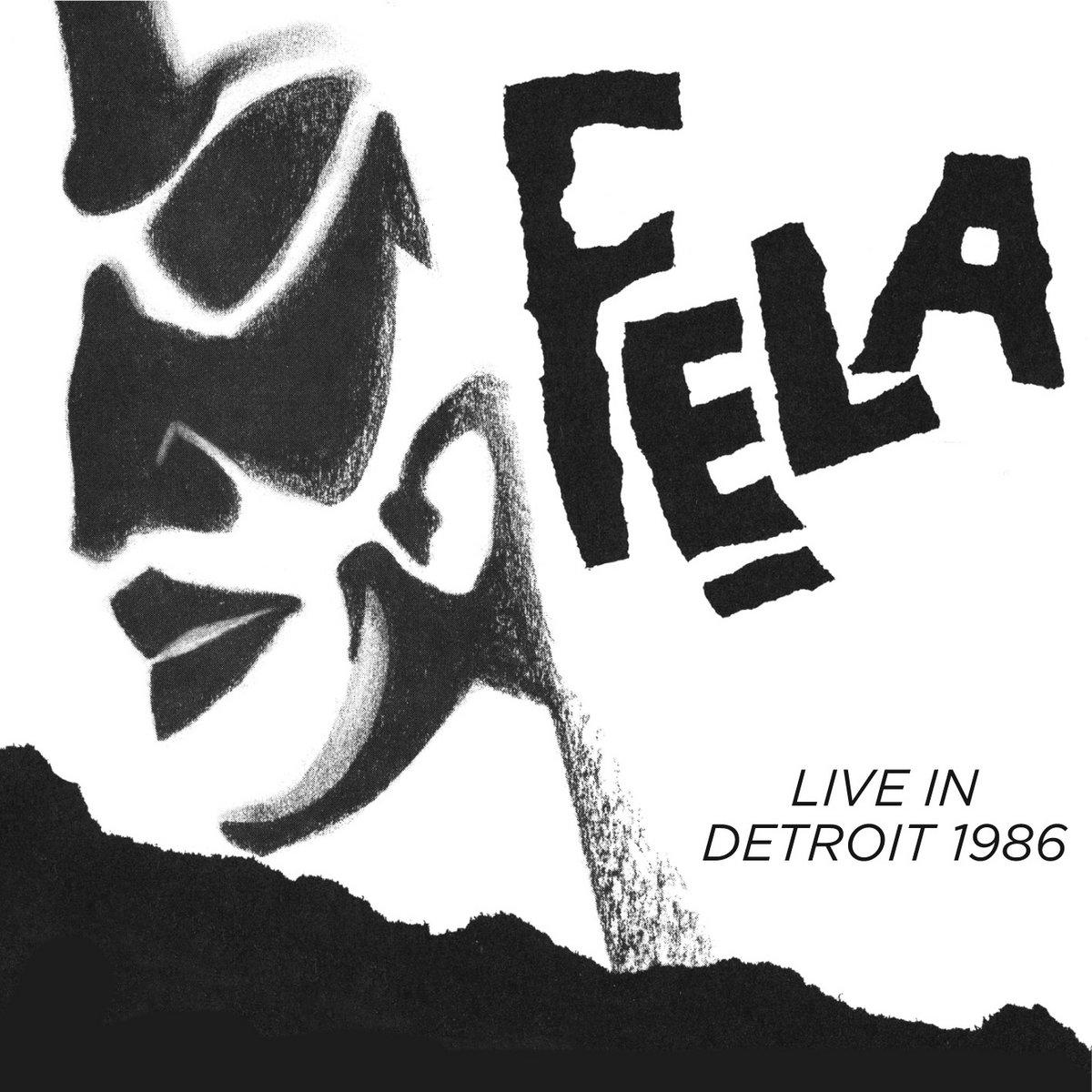 Fela Kuti Live In Detroit 1986 | Strut