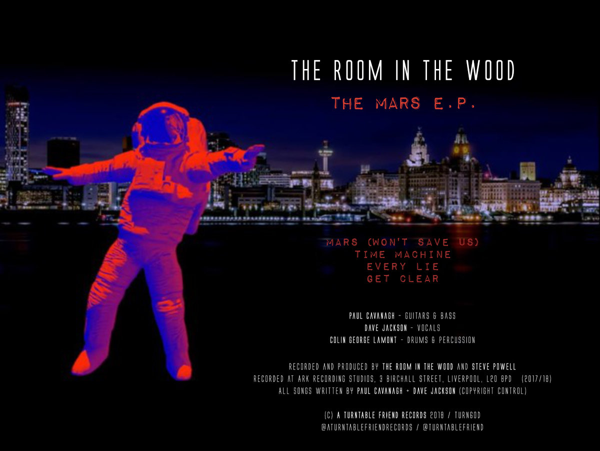 The Mars EP | The Room in the Wood