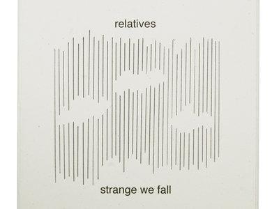 Strange We Fall Chapbook main photo