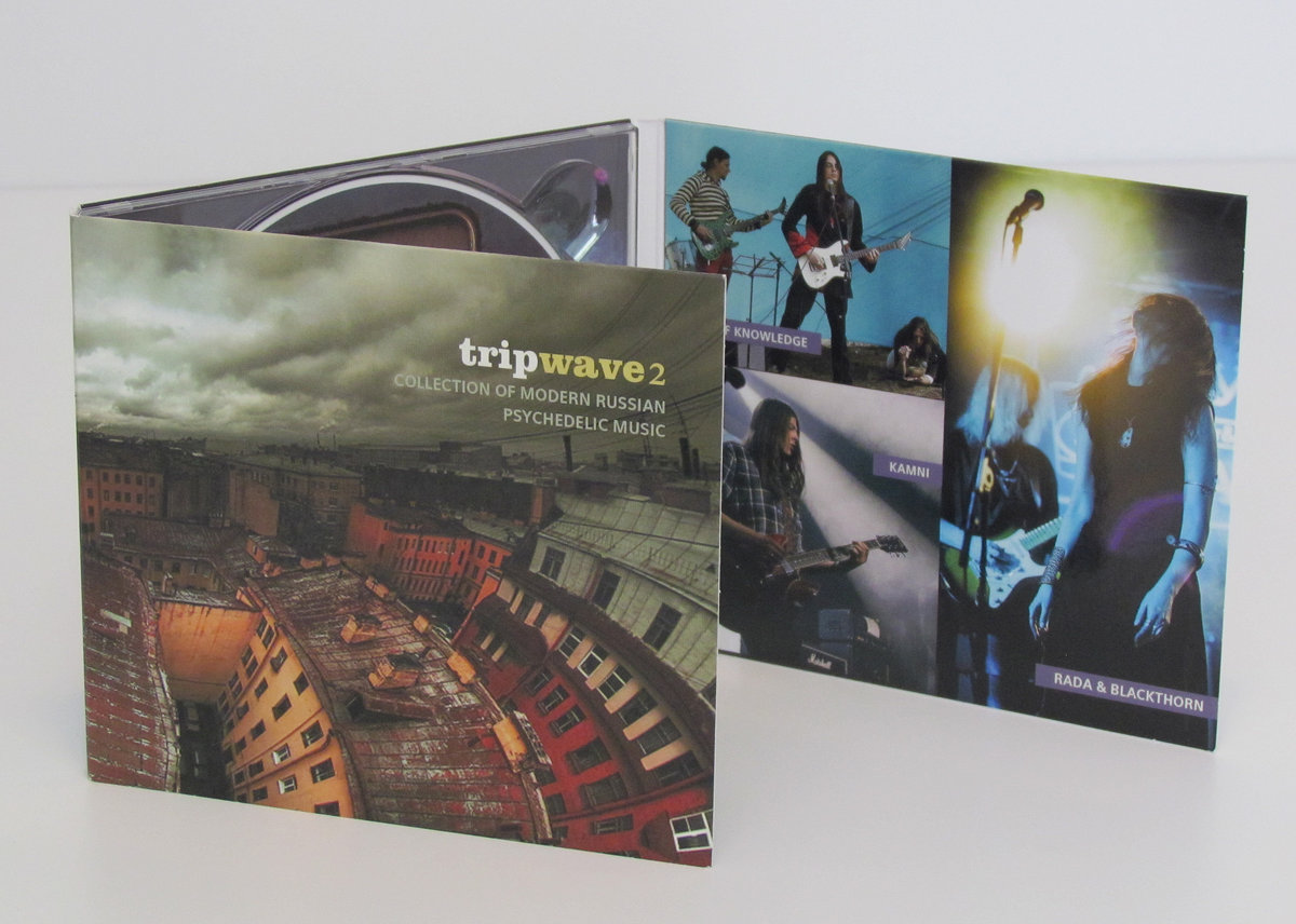 Tripwave 2 - Collection Of Modern Russian Psychedelic Music