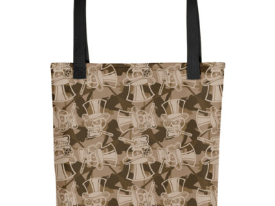 Desert Camo Tote Bag main photo