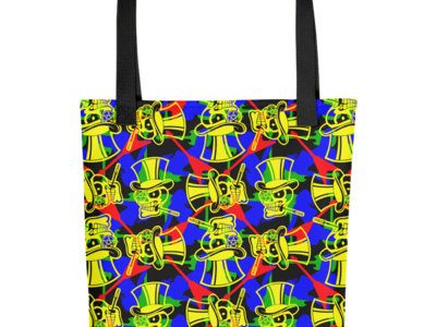 Funhouse Camo Tote Bag main photo