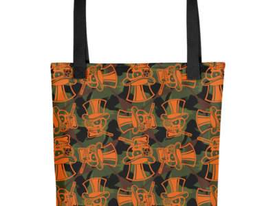 Hunter Safety Camo Tote Bag main photo