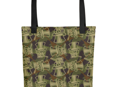 Jungle Camo Tote Bag main photo