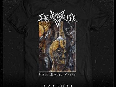 Azaghal - 'Valo Pohjoisesta' T-Shirt main photo