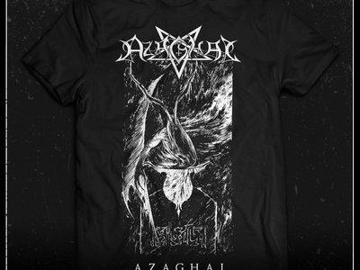 Azaghal - 'Taivaan Käärme Nielee Auringon' T-Shirt main photo