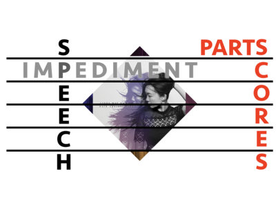 Speech Impediment [Digital PDF Score and Parts] main photo