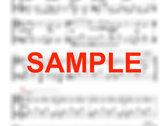 Mantis [Digital PDF Score and Parts] photo