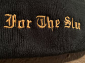 FOR THE SLAB BEANIE photo