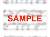 "*The Full ""Walk Against Wind"" Album [Digital PDF Score and Parts] photo"