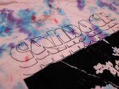 "TIE DYE Candace ""Flowers"" T-shirt photo"