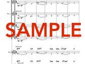 Alcanza Suite No 1: Vida Absurda y Bella [Digital PDF Score Only] photo