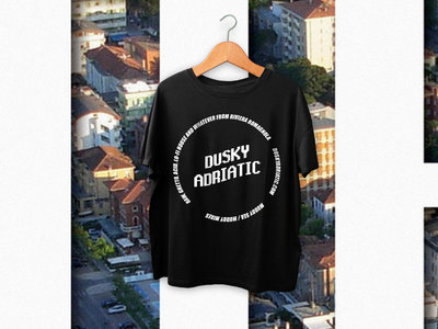 Dusky Adriatic Tee - Black Edition main photo