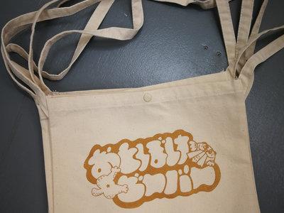 Japan made Organic Cotton Mini-Tote Bag main photo
