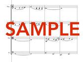 Alcanza Suite No 4: Mas [Digital PDF Score Only] photo