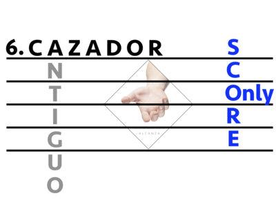 Alcanza Suite No 6: Cazador Antiguo [Digital PDF Score Only] main photo