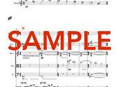Alcanza Suite No 3: Verla [Digital PDF Score and Parts] photo