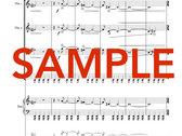 Alcanza Suite No 6: Cazador Antiguo [Digital PDF Score and Parts] photo