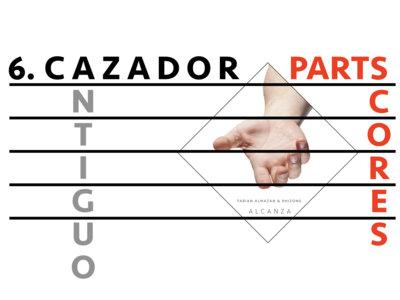 Alcanza Suite No 6: Cazador Antiguo [Digital PDF Score and Parts] main photo