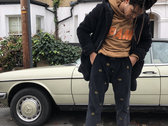 Rhythm Section x Dr Banana Gold Ring Embroidery Corduroy Trousers photo