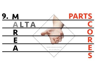 Alcanza Suite No 9: Marea Alta [Digital PDF Score and Parts] main photo