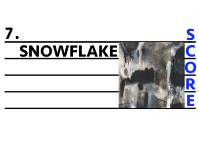 7. Snowflake [Digital PDF Score Only] main photo