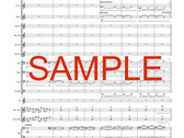 6. Quiet [Digital PDF Score and Parts] photo