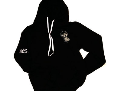 "Loose Cannons ""Lucy"" Hoodie - Black main photo"