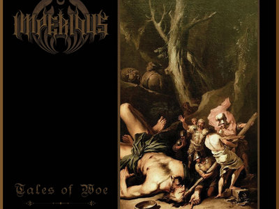 "CD ""Tales Of Woe - The Journey Of Odysseus, Part I: From Ilion To Hades"" main photo"