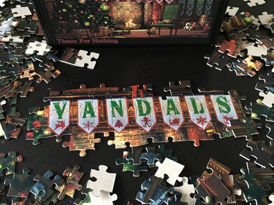 Thanx For Nothing Vandals Christmas Puzzle main photo