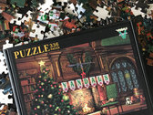 Thanx For Nothing Vandals Christmas Puzzle photo