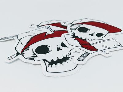 Art Of The Chop (3 Sticker Set) main photo