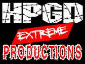 "HPGD ""Extreme"" Productions T-Shirt photo"
