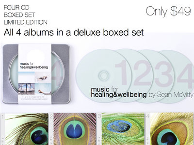{SPECIAL OFFER} All 4 CD's for only $49 in a deluxe box set main photo