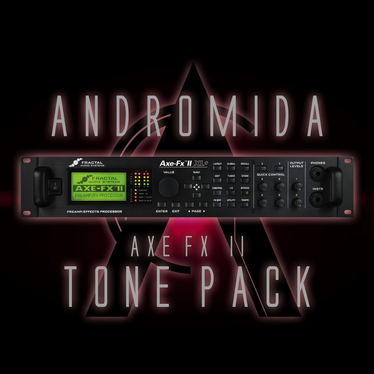 Axe Fx 2 Tone Pack | Andromida