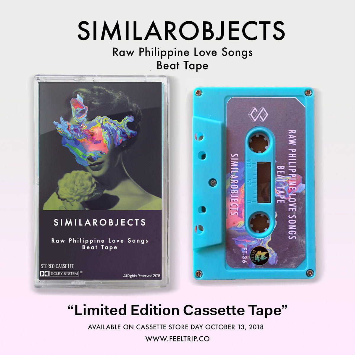 RAW PHILIPPINE LOVE SONG BEAT TAPE | similarobjectsarchive