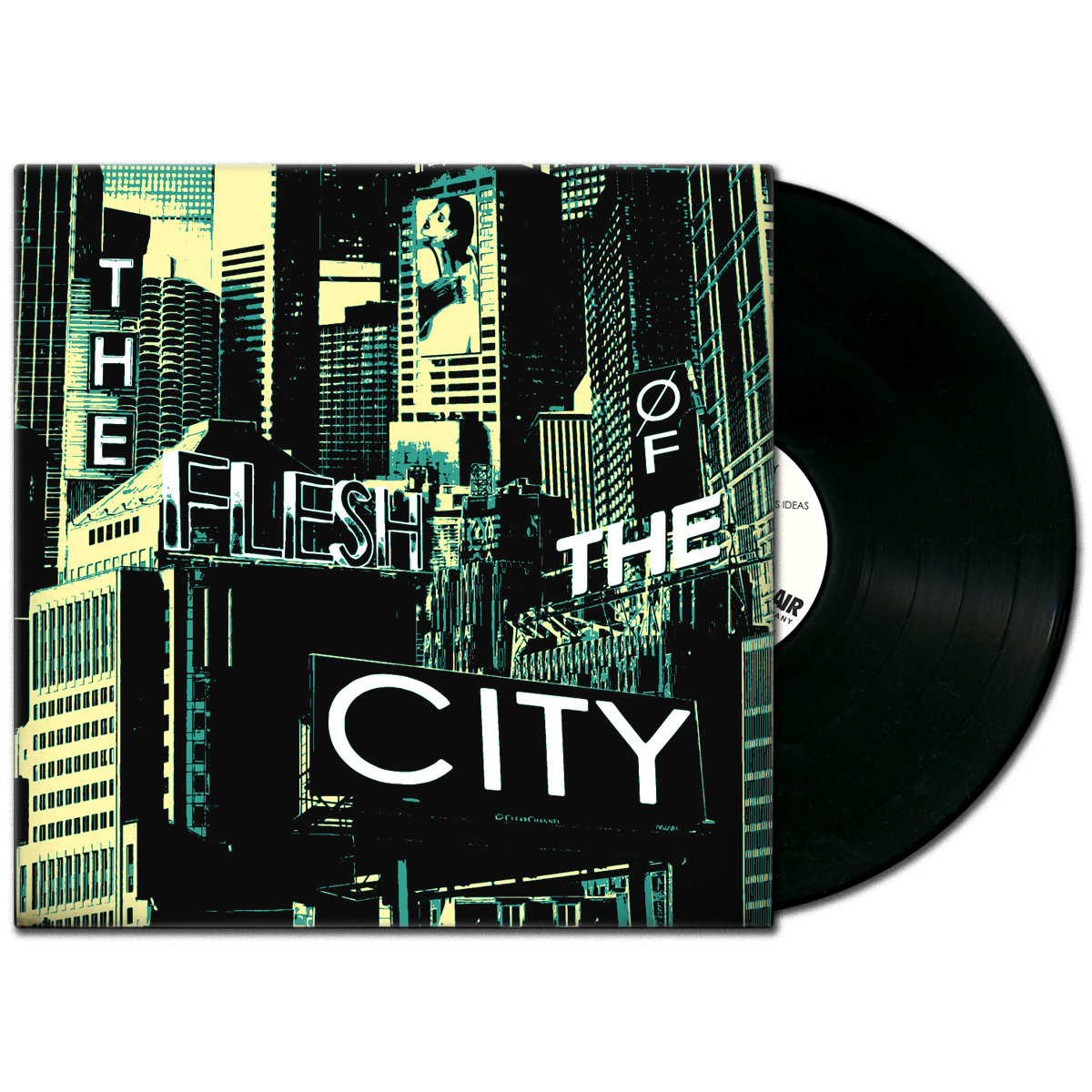 The Flesh Of The City | Dirtyflair Record Company