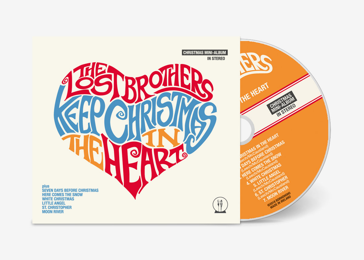 How Many Days Before Christmas.Keep Christmas In The Heart The Lost Brothers