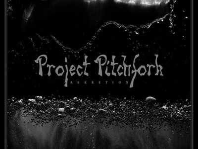 PROJECT PITCHFORK: Akkretion (2CD Hardcover Book) main photo