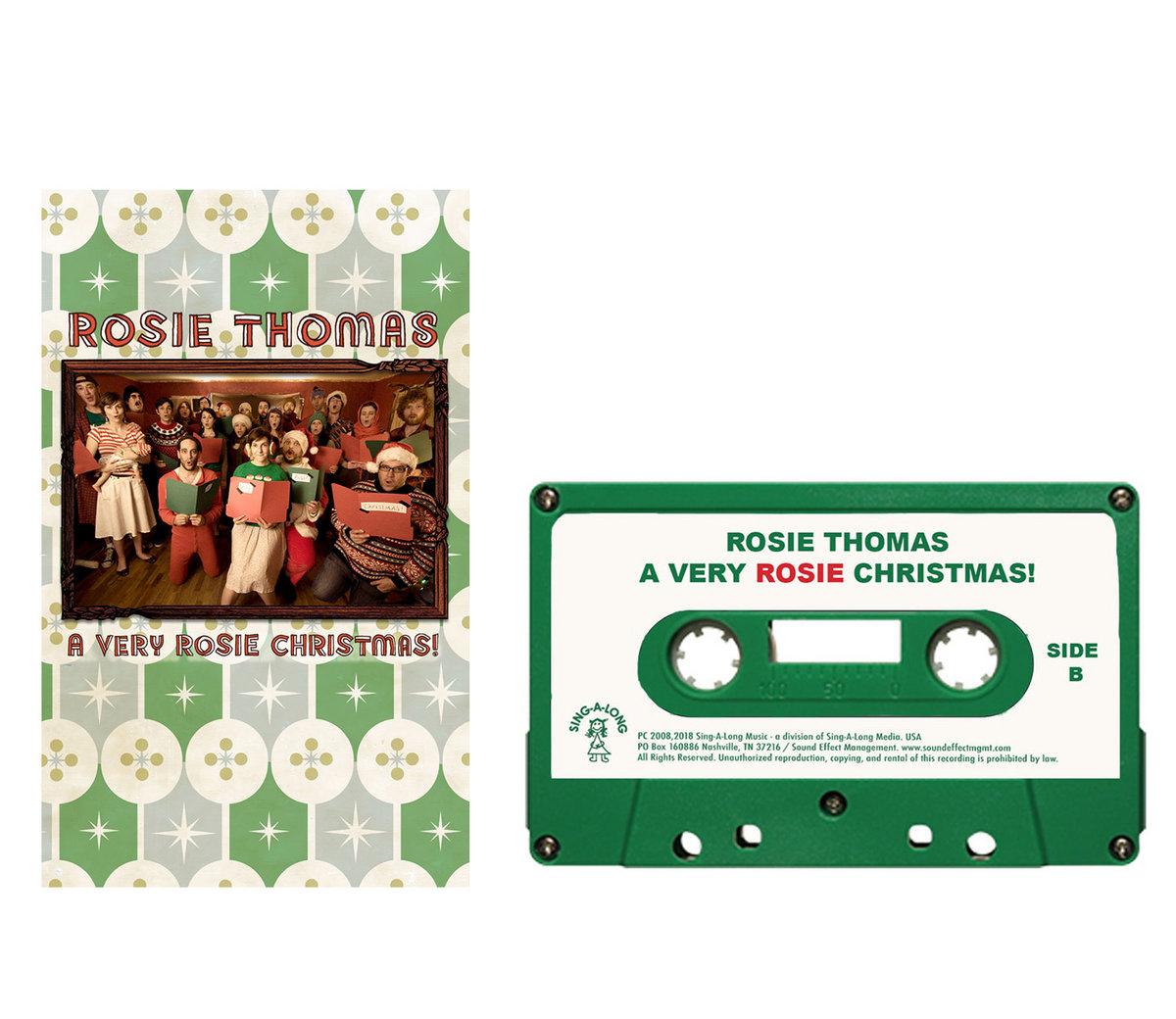 A VERY ROSIE CHRISTMAS! | Rosie Thomas