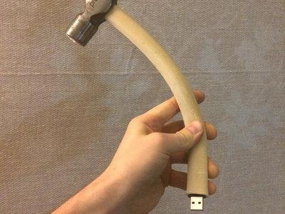 TOFFEE HAMMER - USELESS TOOL USB main photo