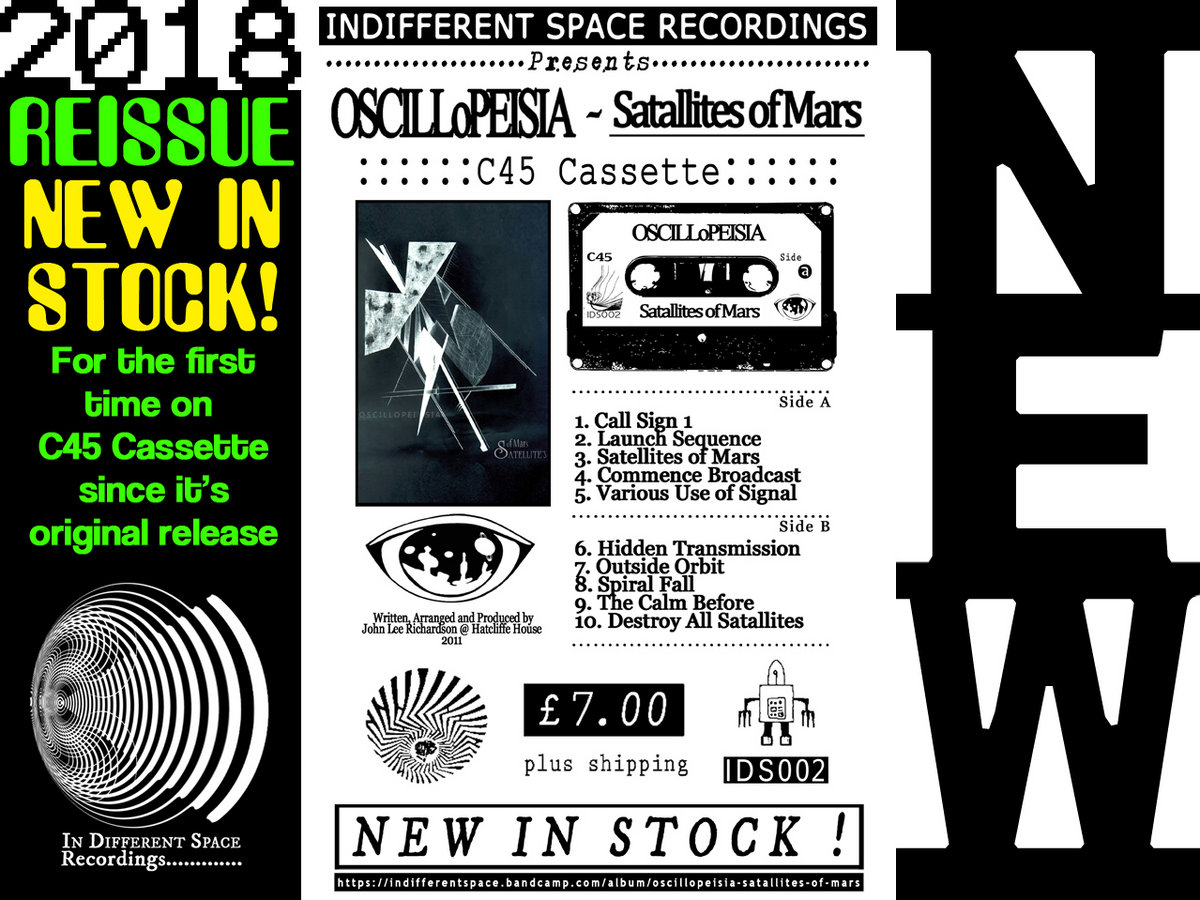 Oscillopeisia - Call Sign 1 | Indifferent Space Recordings