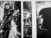 Signed album art prints photo