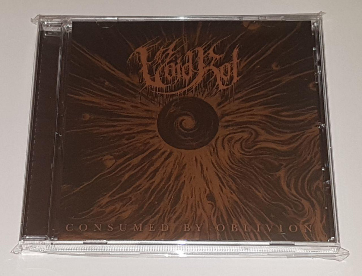 DISTRO ITEM - Void Rot - Consumed by Oblivion CD
