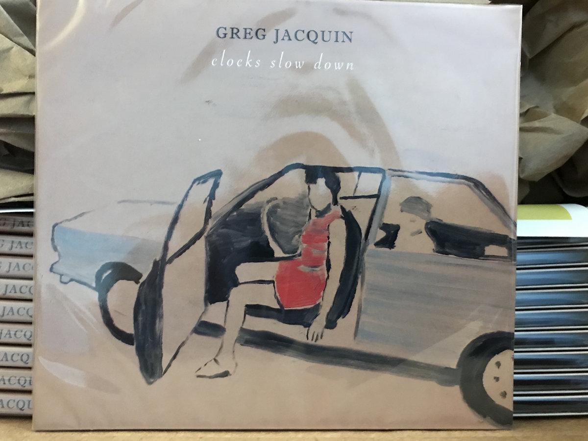 Clocks Slow Down   Greg Jacquin