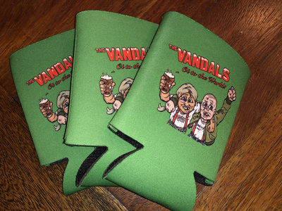 3 pack for $12 Oi To The World! Christmas Koozie main photo