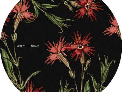 YFSLIP011 - Yellow Flower Single Slipmat main photo
